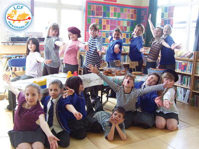 French club for kids at LCF Clubs