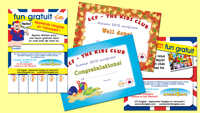 Marketing and Certificates