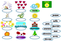 Games for learning French online