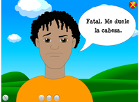 Dialogues for learning Spanish online
