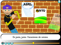 Songs for learning Spanish online