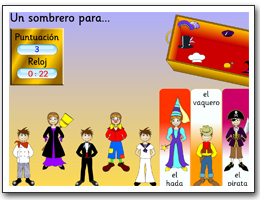 Learn Spanish online with Babelzone