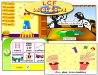 Songs, Games, Stories and Phonics activities in French and Spanish