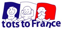 Tots to France Logo