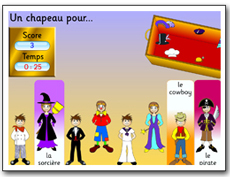 Learn French online with Babelzone